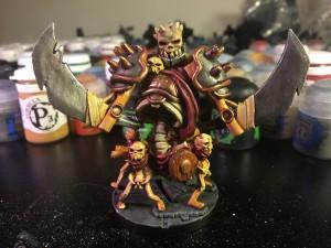 Skull King Front