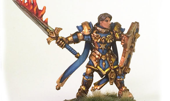 Warcraft Paladin